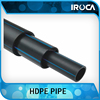 high quality pe/pvc/pp plastic water pipe
