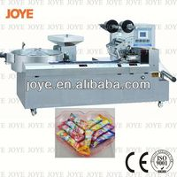 Hot! Full Ball Lollipop Pillow Packing Machine JY-1200/DXD-1200 With Competitive Price/Lollipop Candy Packing Machine