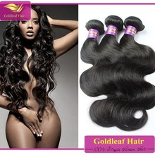 TOP10 BEST SALE -Wholesale Price Grade 6A body Wave Brazilian Human Hair