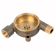 Copper, Brass, Bronze Pump Body Made by Sand Casting