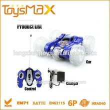 Two Colors DAZZLING rc stunt car