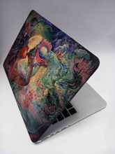 High Quality Case for Macbook, new design cover for Macbook Retina, the first sublimation laptop case manufacture