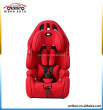 Sports car child safety seat for 9-36kgs, 1-12 year baby with ECE R44/04