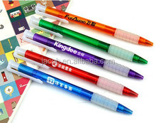 top sale plastic ballpoint pen for promotion print logo 1000pcs free shipping