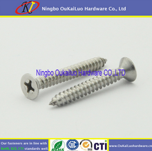 Hot sale product Colorful Aluminum Wood screws , For Aluminum custom screw from Ningbo factory