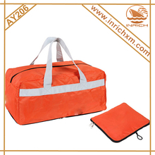 Brand Promotion Cheap Foldable Travel Bag Light Weight Travel Bags