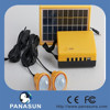Home Application and Mini Specification portable solar generator DC 12V
