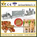 De acero inoxidable automático de alimentación del gato de equipo de producción/alimentosparamascotas extrusora