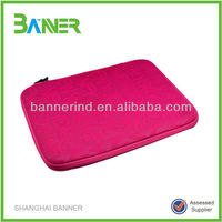 Promotional customized printed bag neoprene cute tablet pc case
