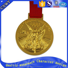 Custom High Quality London olympic sport meeting Gold Medals