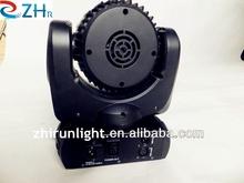 2015 zhirun rgbw led par stage light mixer/ light for stage decoration