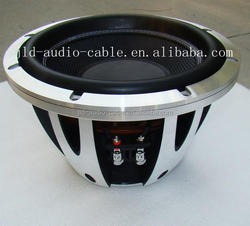 12 inch audio subwoofer with 1000w max power