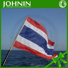 OEM NO MOQ fast produce polyester boat use thailand custom flag