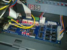 Main board for large solvent printer