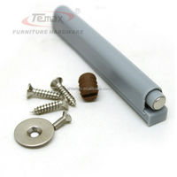 Push To Open System Cabinet Damper Buffer For Cabinet Plastic Door Hinge Drawer With Magnetic Tip