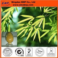 Sample Free bamboo leaf extract,bamboo leaf P.E,bamboo powder offered by BNP