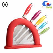 Shell 5pcs colorful swiss knife set