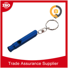 Time Delivery customized standard size metal virtual dog whistle