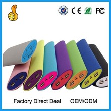 2015 Newest 20000mah Mobile Power Bank Travel charger