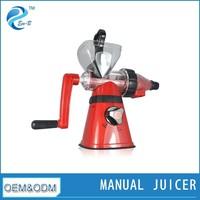 Multifunction Food Processor Mini Plastic Professional Fruit Juicer