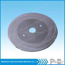 Tungsten Carbide Blades for fabric sample cutting machine 777