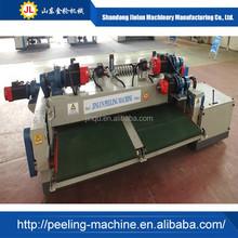 shandong jinlun famous brand rotary peeling lathe/core veneer peeler