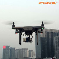 Shenzhen Toy RC Helicopter Wifi Control Drone With Camera And FPV
