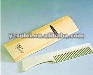 convenient comb , disposable travel comb,swinky hair comb