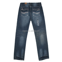 GZY Good quality china mens jean casual designer denim trousers male wholesale stock lots full sizes hottest men jeans