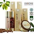 300 ml champú de aceite de oliva OEM a base de hierbas champú cabello graso, acondicionador, sulfato de champú libre etiqueta privada