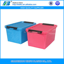 large storage box plastic container with screw lid clear plastic food containers with lid