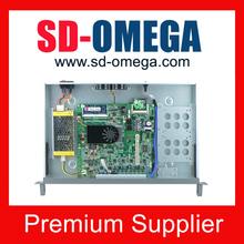 China media player MPC-HT70 mini itx aluminum case wholesale