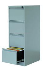 Factory Direct Sale Steel KD 4 Drawer Modern Steel Filing Cabinet
