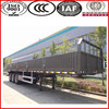From Chinese military enterprise!!!SINOTRUK 40-60 ton cargo trailer,53 flatbed trailers