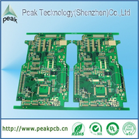 (PCB printed circuit board) assembly pcb, Multilayer Electronic Circuits PCB
