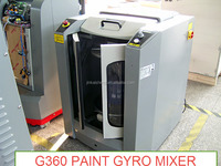 Automatic G360 electric gyroscopic paint mixer/20L paint Gyro mixing machine