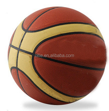 outdoor student training top quality basketball