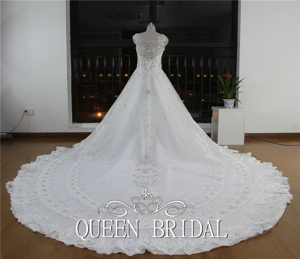 Latest Wedding Dresses And Their Prices : Price buy muslim wedding dress new design