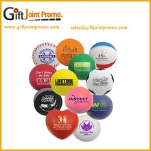 Customized Round PU Stress Ball, Anit Stress Reliever