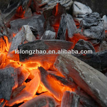 Promotional bbq charcoal hardwood charcoal Black Charcoal Lump for BBQ T-BH-01