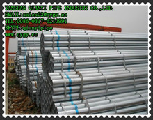 Hot Dip Galvanized High Precision Seamless Carbon Steel Pipe/Tube