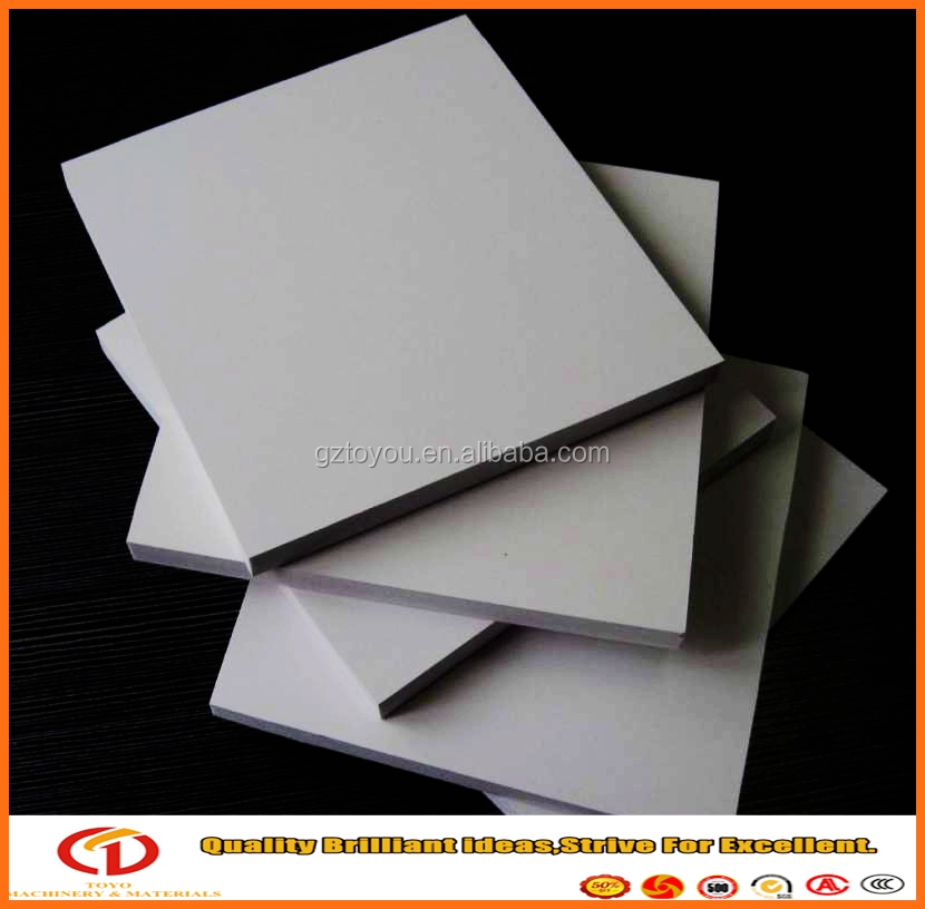 21mm PVC Sheets Black