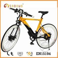 2015 fashion electric motor road bike