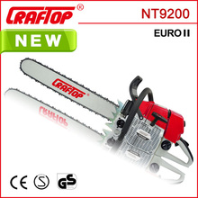 92cc gas chainsaw with electric start