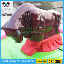 Inflatable Bull Riding Machine/Mechanical Rodeo Bull/Inflatable Rodeo Bull for sale