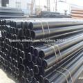 Tuberías tubos de aceros al carbono sin costura/soldado
