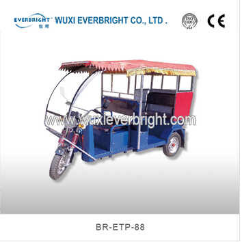 electric three wheeler tricycle