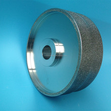 Top quality China supplier Metal Electroplated Flap diamond polishing and grinding wheel for gemstone