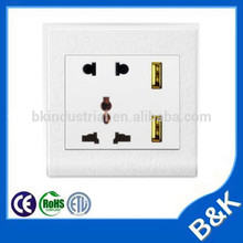 Cheap price euro usb wall socket 220v suppliers
