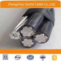 ABC Cable overhead line aerial bundle cable
